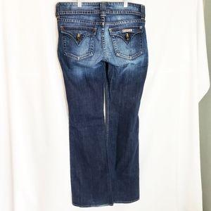 Hudson Signature Boot Cut Jeans Size 30